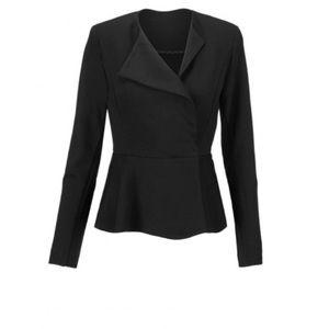 CAbi #3549 Black Agency Jacket Career Blazer 8